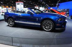 Mustang Cobra Convertible