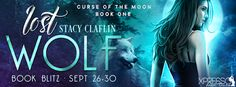 Archaeolibrarian - I dig good books!: BOOK BLITZ & #GIVEAWAY - Lost Wolf (Curse of the M...