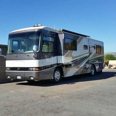 2001 Used Monaco Dynasty Class A in California CA.Recreational Vehicle, rv, 2001 Monaco Dynasty , Complete pre-delivery inspection in November by RV dealer in San Diego. 7.5 kw generator; 6-speed Allison transmission; 116 gallon fuel tank; 4-door frig/freezer w/ ice maker; 2 A/C units; solar battery charger; satellite dish; 14' slideout; automatic awning; convection/ microwave; pass-through storage underneath; Bose surround sound. Very clean! $66,450.00 7023436470