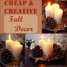 Exceptional Cheap U0026 Creative Fall Decor