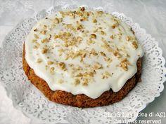 CARROT CAKE Ricetta americana dolce