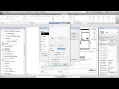 (1) Advanced Revit Architecture 2013 Tutorial | Hatching or Fill Patterns - YouTube