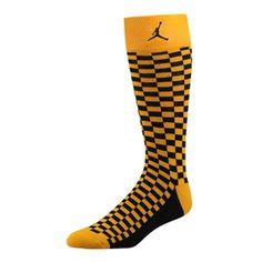 Jordan Retro Novelty Crew Socks - Taxi/Black/Black Zapatillas Jordan Retro, Steeler Nation, Love My Boys, Pittsburgh Steelers, Crew Socks, Black N Yellow, Jordans, My Style, Taxi