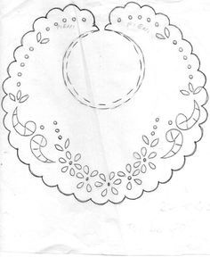 Disegno carta per centro, ricamo a intaglio - Manidifata.it - Google Search……