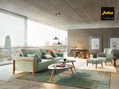 #InnenarchitekturToferer Sofa, Couch, Architecture Details, Design Elements, Designer, Midcentury Modern, Mid Century, Dining Table, Living Rooms