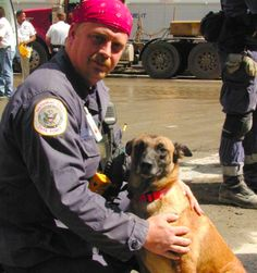 Image via the Search and Rescue Dogs of Ground Zero 9/11 Facebook
