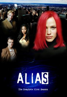 Alias, one of my all-time faves Marci D