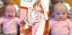 A quanto pare Taylor Swift e le sue canzoni riescono a fare grandi cose! Come far smettere di piangere i bambini..