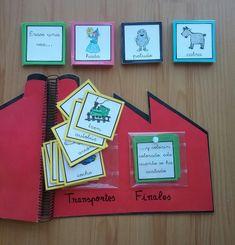 image File Folder Activities, Class Activities, Writing Activities, Speech Language Therapy, Speech And Language, Teachers Corner, Teaching Time, Kids Class, English Activities