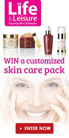 Win 1 of 2 Customized Ayurda #Skincare Packs! #competition #beauty