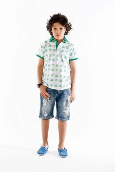 Junior Boy Green Day 7