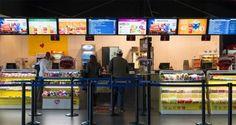 Cinesa apuesta por el digital signage para renovar la zona de restauración de sus establecimientos