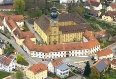 Kloster Ensdorf Oberpfalz