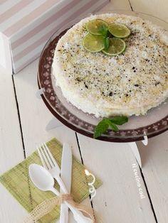 Mojito's cake