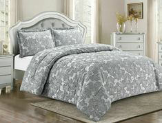 Jacquard Quilted Bedspread Comforter Set Bed Throw OR Eyelet Ring Top Curtains Bedspreads Comforters, Quilted Bedspreads, Bed Throws, Comforter Sets, Bed Spreads, Curtains, Blanket, Furniture, Ring