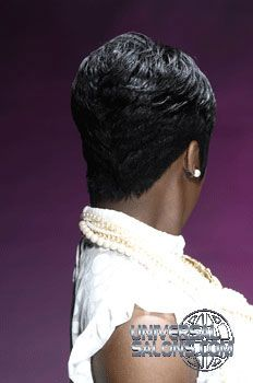 Black Hair Salons, Styles and Models - Universal Salon