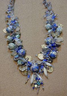 Janet Farris  Polymer & glass