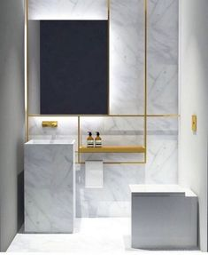 Luxury Bathroom Master Baths Bathtubs is definitely important for your home. Whether you choose the Luxury Bathroom Master Baths Beautiful or Luxury Master Bathroom Ideas, you will create the best Small Bathroom Decorating Ideas for your own life. Interior Design Dubai, Commercial Interior Design, Bathroom Interior Design, Modern Marble Bathroom, Minimalist Bathroom, Bathroom Yellow, Marbel Bathroom, Bathroom Vintage, Toilet Design