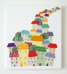 Houses - laura amiss