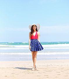 Soak Swimwear Beach Fashion At Sheridan Camille Co, Bohol, Beach Fashion, Travel Style, Style Icons, Philippines, Fashion Models, Stylists, Sun