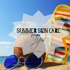 With summertime fast approaching, it's important to understand how to adjust your skin care routine to combat the harsh sun and that's why we love these summer skin care tips! Summer Skin Care Tips, Skin Tips, Skin Care Center, Beauty Tips For Hair, Beauty Stuff, Skin Serum, Summer Glow, I Feel Pretty, Smooth Skin
