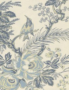Muscat wallpaper from Lewis and Wood