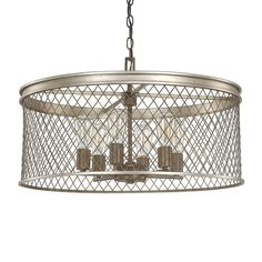 Found it at AllModern - Eastman 6 Light Foyer Pendant