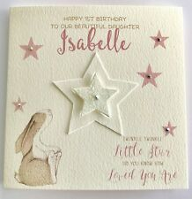 How to personalise Birthday Verses, 2nd Birthday, Bing Bunny, Personalized Birthday Cards, Kids Cards, Greeting Cards, Place Card Holders, Age, Prints