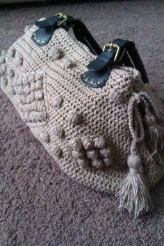 Crochet bag «24 heures» Darel Dublin