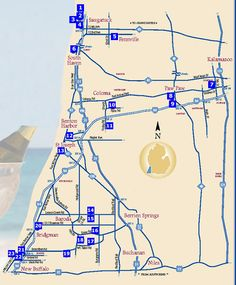 Lake Michigan Shore Wine Trail, may be a fun adventure on way to Traverse City