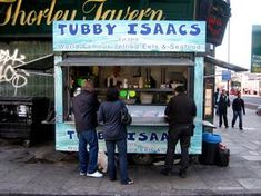 So Long, Tubby Isaac's Jellied Eel Stall Jellied Eels, Delft Tiles, Food Stands, Brick Lane, Old London, London England, Jelly, Street Food, 1970s