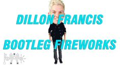 "Dillon Francis ""Bootleg Fireworks (Burning Up)"" (Official Music Video), via YouTube."