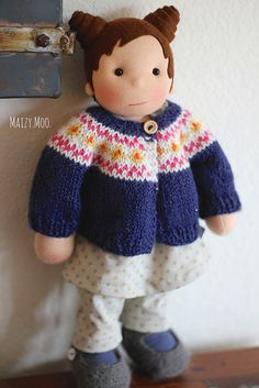 Ravelry: maizymooknits' (lazy knitter's) tell me momma