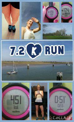 7.2 K run
