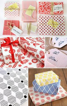 holiday gift wrap ideas inspiration holiday gift wrap inspiration, part 2