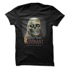 REVENANT T-Shirts, Hoodies. BUY IT NOW ==► https://www.sunfrog.com/Zombies/REVENANT.html?id=41382