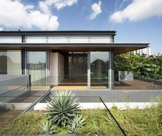 travertine dream house » wallflower architecture + design | award