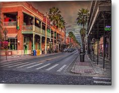 """Ybor City Historic District  Tampa, Florida   At the turn of the 20th century, nowhere in the United States was as famous for its cigars as Tampa's Ybor City, which was once known as the """"Cigar Capital of the World."""" The Ybor City Historic District is a National Historic Landmark located northeast of Tampa's downtown.   -  Photo by Hanny Heim, Snowbird Photography #photography   #florida   #cities   #yborcity   #tampa   #architecture   #street"""