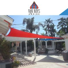 You can have shade on your patio, around your pool, or over your BBQ. Grill by day or dine under the stars at night with our sun shade sail panel system! Patio Awnings, Sun Sail Shade, Us Sailing, 2nd City, Panel Systems, Beat The Heat, Sail Away, Stars At Night, City State