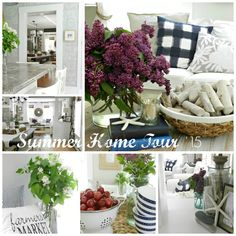Summer_Home_Tour @ Rooms for Rent. This right here is my dream house!
