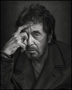 Al Pacino - Los Angeles, by Dan Winters