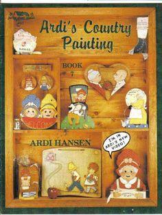 ardi's country painting_book 7 - alita.pintura - Picasa Web Albums... FREE BOOK!