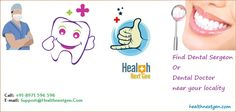 #DentalSurgeon #Dental #DentalCare #DentalHealth Find Best Dental Surgeons in bangalore and book online appointment at HealthNextGen.