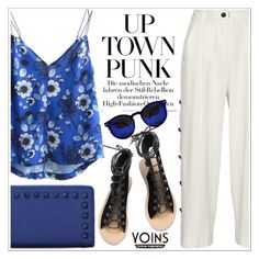 """""""Yoins"""" by teoecar ❤ liked on Polyvore featuring Maiyet"""