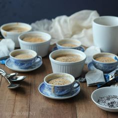 English Teatime Pudding Cakes
