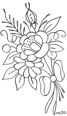 Marvelous Crewel Embroidery Long Short Soft Shading In Colors Ideas. Enchanting Crewel Embroidery Long Short Soft Shading In Colors Ideas. Floral Embroidery Patterns, Embroidery Sampler, Embroidery Transfers, Learn Embroidery, Machine Embroidery Patterns, Vintage Embroidery, Flower Patterns, Embroidery Stitches, Embroidery Designs