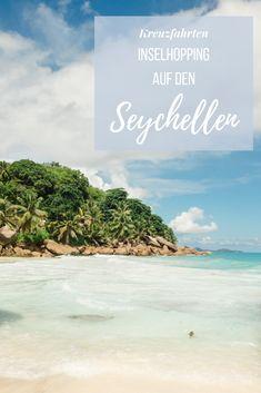 Inselhopping auf den Seychellen mit dem Schiff ist wahrscheinlich die schönste Art, die Inselgruppe zu erkunden. Africa Destinations, Best Honeymoon Destinations, Travel Destinations, Mount Kilimanjaro, Africa Travel, Romantic Travel, Beautiful Places, Ocean, Tours