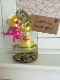 Money gift rubber duck Money gift rubber duck The post Money gift rubber duck appeared first on Cadeau ideeën. Money gift rubber duck - Cadeau ideeën Andreas Krause Geschenke Money gift rubber duck Money gift rubber duck The post Mo 18 Birthday, Birthday Presents, Don D'argent, Cadeau Surprise, Diy Presents, Original Gifts, Present Gift, Jar Gifts, Inspirational Gifts