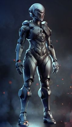 Possible armorsuit for DIWATA pilots