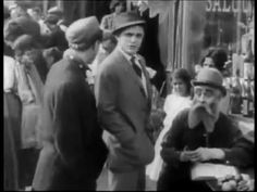 The Musketeers of Pig Alley (1912) - first ganster film in history